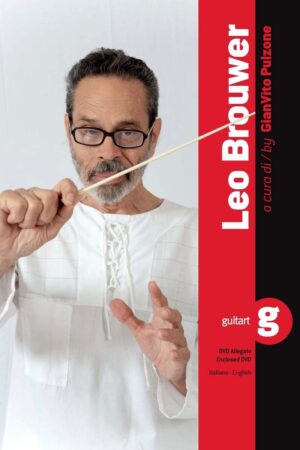 Leo Brouwer + dvd