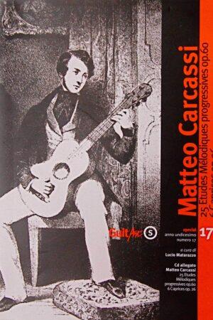Matteo Carcassi + cd