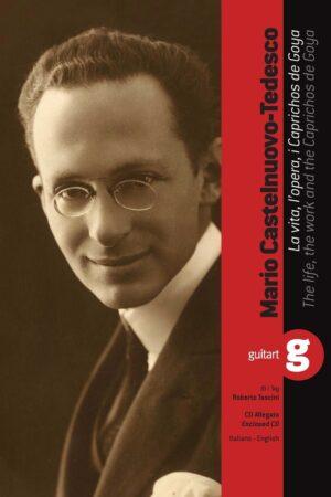 Mario Castelnuovo Tedesco + cd