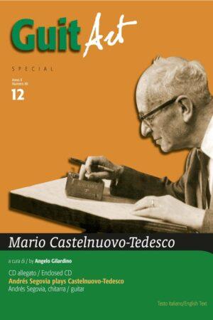Castelnuovo Tedesco + cd