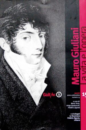 Mauro Giuliani + 2 cd