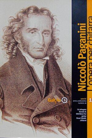 Niccolò Paganini + cd