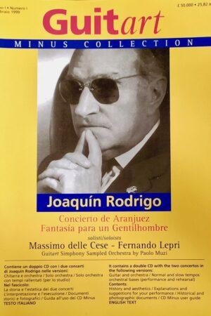 Joaquín Rodrigo+ 2 cd