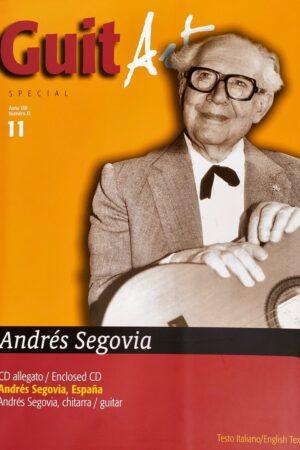 Andrés Segovia + cd