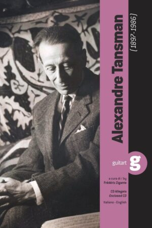 Alexandre Tansman + cd