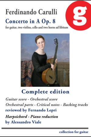 F. Carulli, Concerto