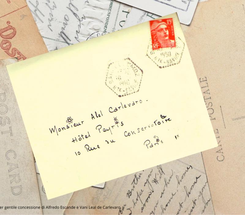 Lettera Carlevaro